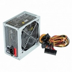 Блок живлення LogicPower ATX 550W, fan 12см, 4xSATA, PCI Dх2 6PIN