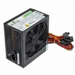 Блок питания GreenVision ATX 450W, fan 12см, black