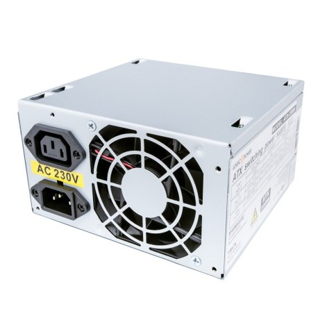 Блок питания LogicPower ATX 350W, fan 8см, 2 SATA