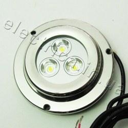 Подводный прожектор LED UB90-9W для лодки