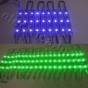 Светодиодный модуль SMD5050-3 синий, зеленый