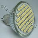 Светодиодные лампочки 220В MR16 60x3528