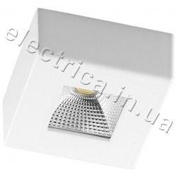 Светильник накладной Feron 5 Вт COB AL521 квадратный