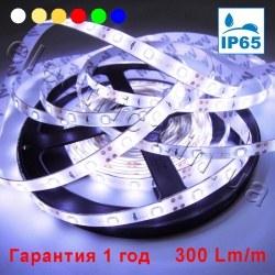 Светодиодная лента SMD 3528-60 стандарт (влагозащита)