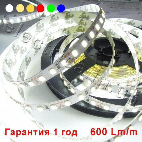 Светодиодная лента SMD 3528-120 стандарт