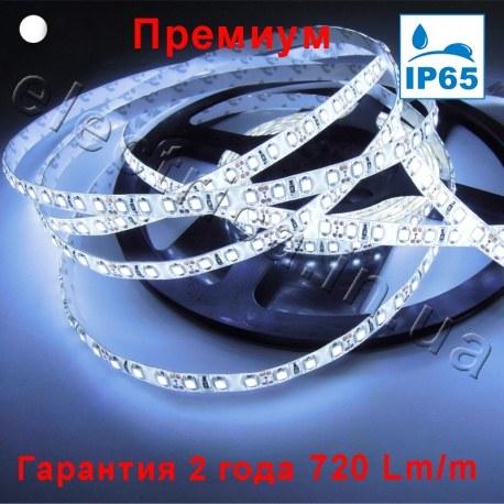 Светодиодная лента SMD 2835-120 премиум влагозащита