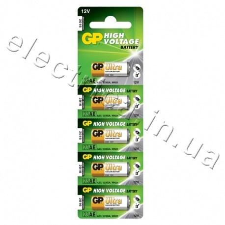 Батарейка GP А23 Alkaline MN21 12V