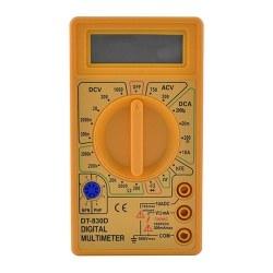 Мультиметр DT-830D (тестер)