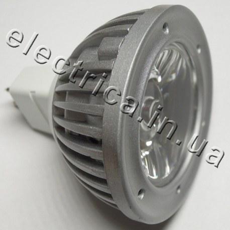 Светодиодная лампочка 12В MR16 1*1W