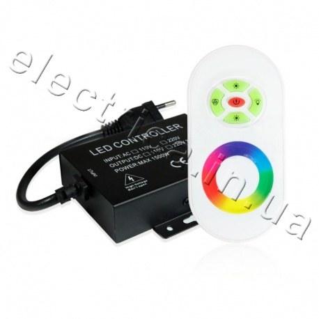 Контроллер 1500W RF 5 кн сенсор 220 V