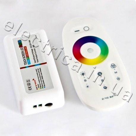 Контроллер 12A RF 4 кн RGB №13