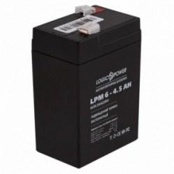 Аккумулятор AGM LPM 6-4.5 AH (LP3860)