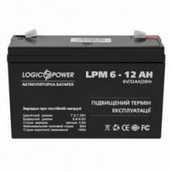 Аккумулятор AGM LPM 6-12 AH (LP4159)