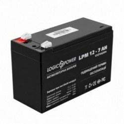 Аккумулятор AGM LPM 12 - 7,0 AH (LP3862)