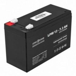 Аккумулятор AGM LPM 12 - 7,2 AH (LP3863)