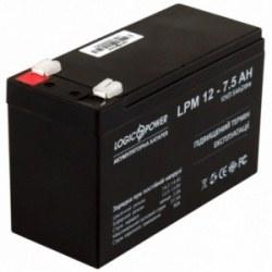 Аккумулятор AGM LPM 12 - 7,5 AH (LP3864)