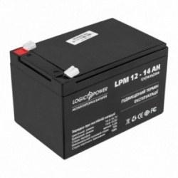 Аккумулятор AGM LPM 12 - 14 AH (LP4161)