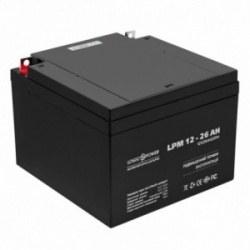 Аккумулятор AGM LPM 12 - 26 AH (LP4134)