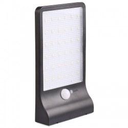 Светодиодный светильник LED SMD 8W солнечная батарея настенный