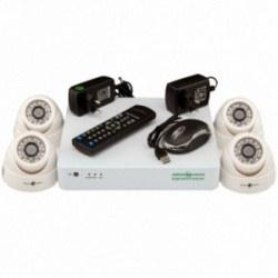 Комплект відеоспостереження GV-K-S12/04 1080P (LP5524)