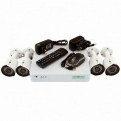 Комплект видеонаблюдения GV-K-S13/04 1080P (LP5525)