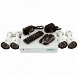 Комплект відеоспостереження GV-K-S13/04 1080P (LP5525)