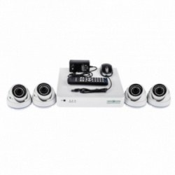Комплект видеонаблюдения GV-K-S16/04 1080P (LP6659)