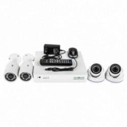 Комплект відеоспостереження GV-K-S17/04 1080P (LP6660)