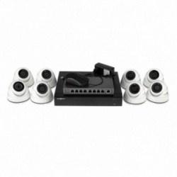 Комплект видеонаблюдения GV-IP-K-L26/08 1080P (LP6923)