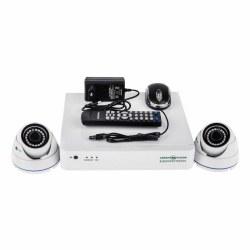 Комплект відеоспостереження GV-K-S15/02 1080P (LP6658)