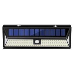 Светодиодный светильник LED SMD 12W солнечная батарея
