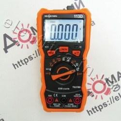 Мультиметр 113D TRUE RMS (тестер)