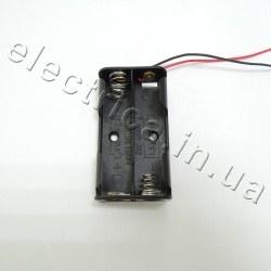 Корпус держатель батареек 2хАА