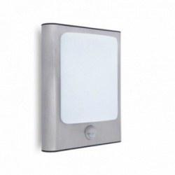 Світильник LUTEC Face 5033002001 (ST033071-PIR-3K)