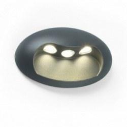 Світильник LUTEC Eyes 5186002118 (1860L gr)