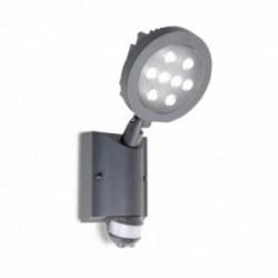 Светильник LUTEC Nevada 5610202118 (6102S-PIR gr)
