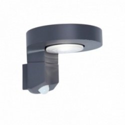 Светильник LUTEC Diso 6906702335 (P9067-PIR gr)