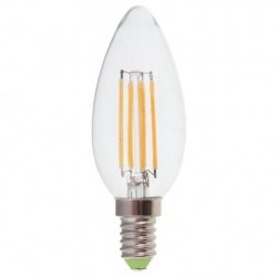 Светодиодная лампа FERON LB-58 Е14 4W 220В